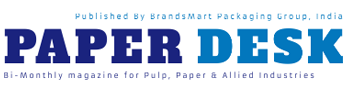 Paper Desk, A Bi-Monthly magazine proudly launched by one of the nation's leading packaging groups BrandsMart Packaging group